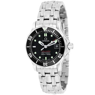 Omega Women's O21230286101001 Seamaster Watch