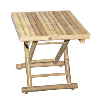 Natural Bamboo Square Folding Table|https://ak1.ostkcdn.com/images/products/12015166/P18890892.jpg?impolicy=medium