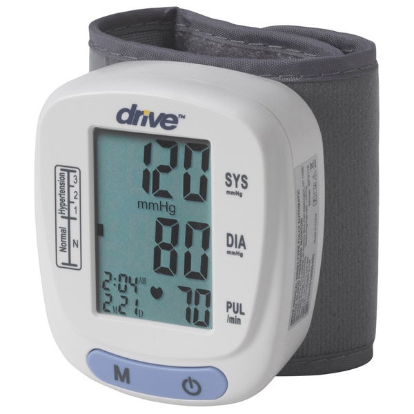 Drive Medical Automatic Blood Pressure Wrist Monitor