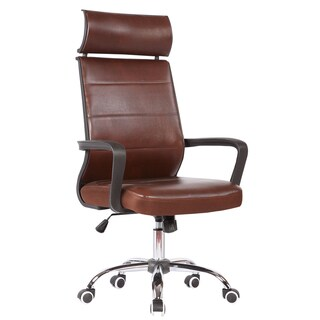 Porthos Home Charlize Adjustable Office Chair