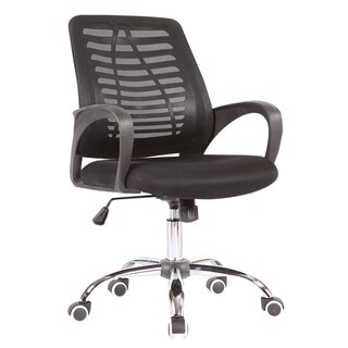 Porthos Home Quentin Adjustable Office Chair