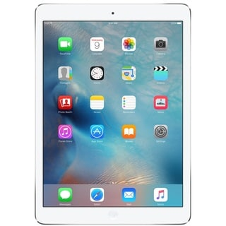 Apple Silver Wi-Fi 16GB iPad Air