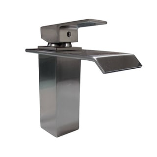 Della 8051 Single-hole Single-handle Bathroom Faucet