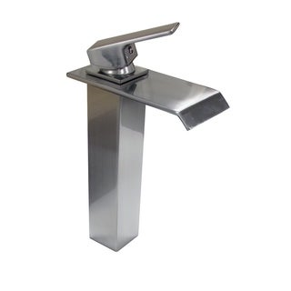 Della 8050 11-inch Single Hole Single Handle Vessel Sink Bathroom Faucet