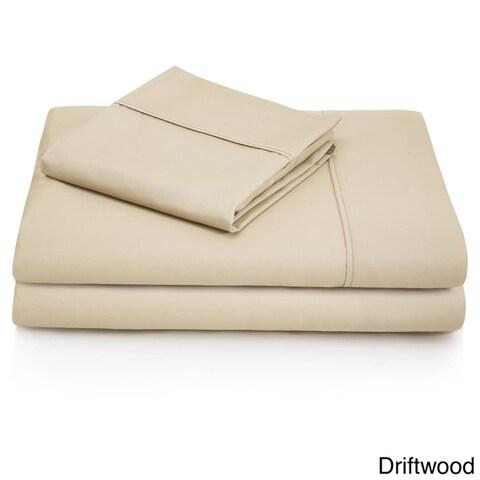 WOVEN 600 Thread Count Cotton Blend Pillowcase Set
