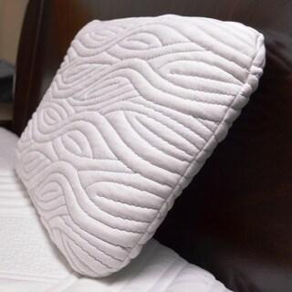 Integrity Bedding 4.5-inch Ventilated Gel Memory Foam Pillow