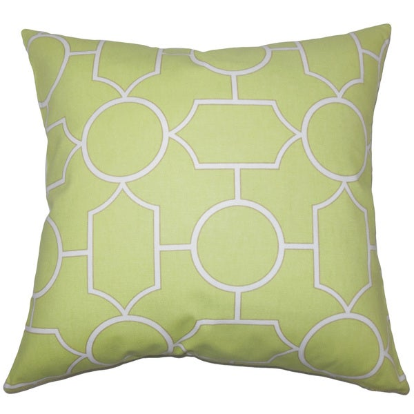 Umed Geometric Throw Pillow Cover