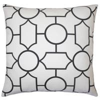 Samoset Geometric Throw Pillow Cover