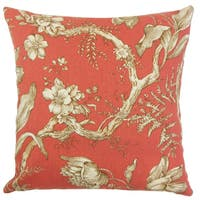 Ilise Floral Throw Pillow Cover