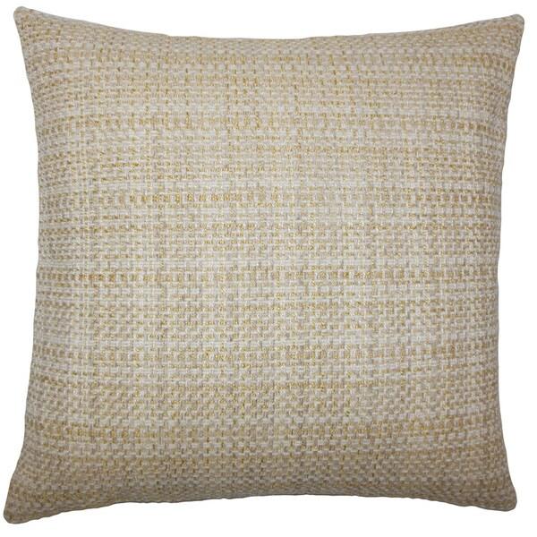 Xorn Plaid Throw Pillow Cover