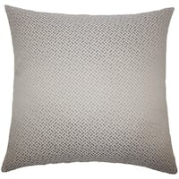 Haytham Solid Throw Pillow Cover