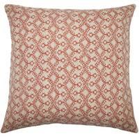 Gzifa Ikat Throw Pillow Cover