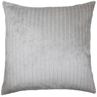 Davan Solid Throw Pillow Cover