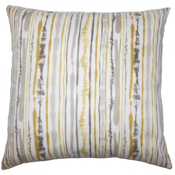 Jumoke Striped Throw Pillow Cover