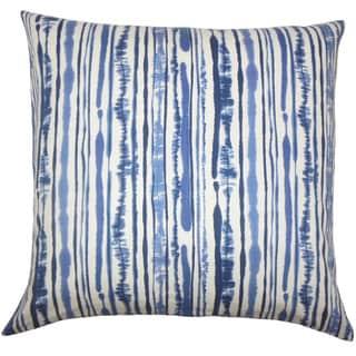 Jumoke Striped Throw Pillow Cover