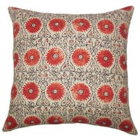 Xaria Floral Throw Pillow Cover Sp