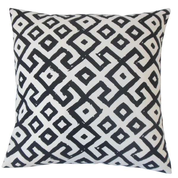 Rizwan Geometric Throw Pillow Cover
