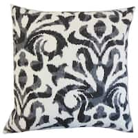 Coretta Ikat Throw Pillow Cover