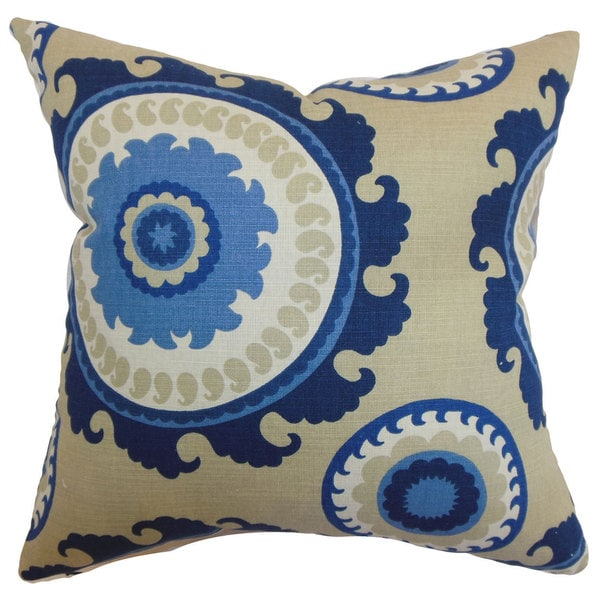 Throw Pillow Overstock : Obyan Geometric Throw Pillow Cover - Free Shipping Today - Overstock.com - 18891652