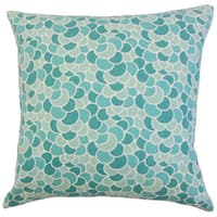Lily Geometric Throw Pillow Cover