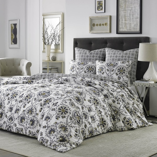 Stone Cottage Petya Cotton Sateen Comforter Set