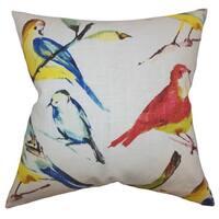 Bara Animal Print Throw Pillow Cover