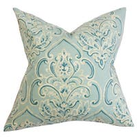 Yonah Floral Throw Pillow Cover