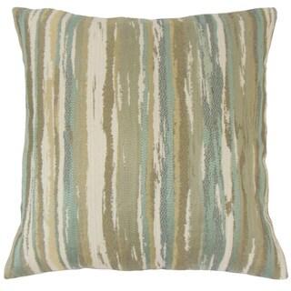 Uchenna Stripes Throw Pillow Cover