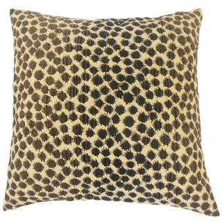 Thaman Geometric Throw Pillow Cover Briar