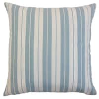 Henley Stripes Throw Pillow Cover