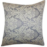 Goya Damask Throw Pillow Cover