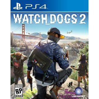 WATCH DOGS 2 LIMITED EDITION DAY 1 - PS4