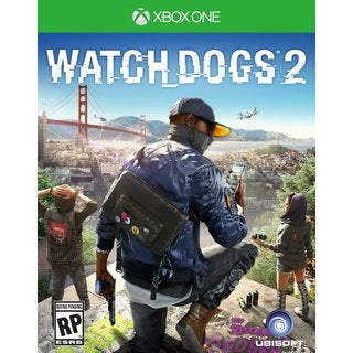 WATCH DOGS 2 LIMITED EDITION DAY 1 - XBOX One