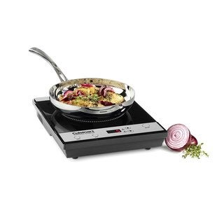 Cuisinart ICT-30 Black Induction Cooktop