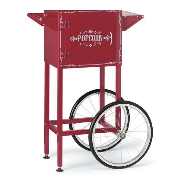 Cuisinart CPM-2500TR Popcorn Maker Trolley, Red