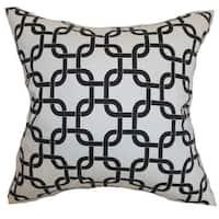 Qishn Geometric Throw Pillow Cover