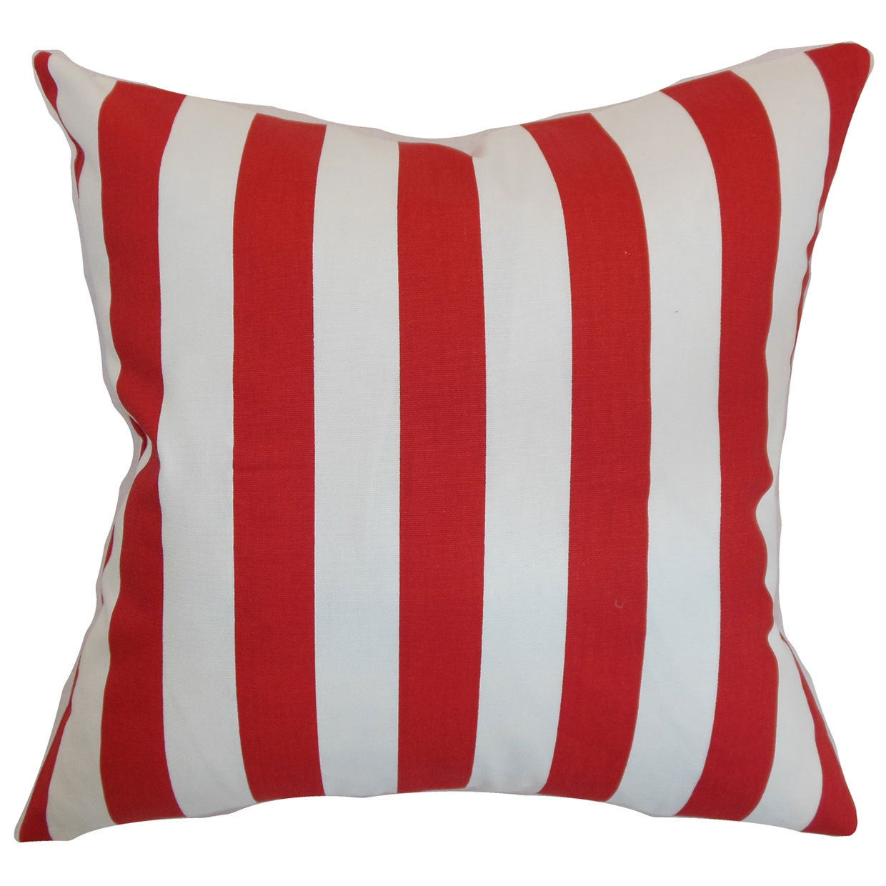 Ilaam Stripes Throw Pillow Cover Overstock 12018368