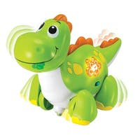 Winfun Walk With Me Dinoboo - Green