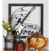 Studio 350 Metal Wall Decor Set of 2, 24 inches wide, 24 inches high