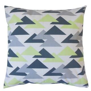 Wyome Geometric Throw Pillow Cover