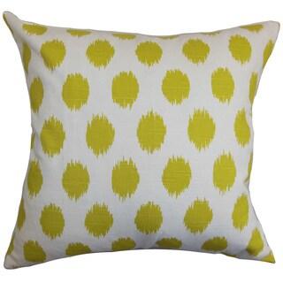Kaintiba Ikat Throw Pillow Cover