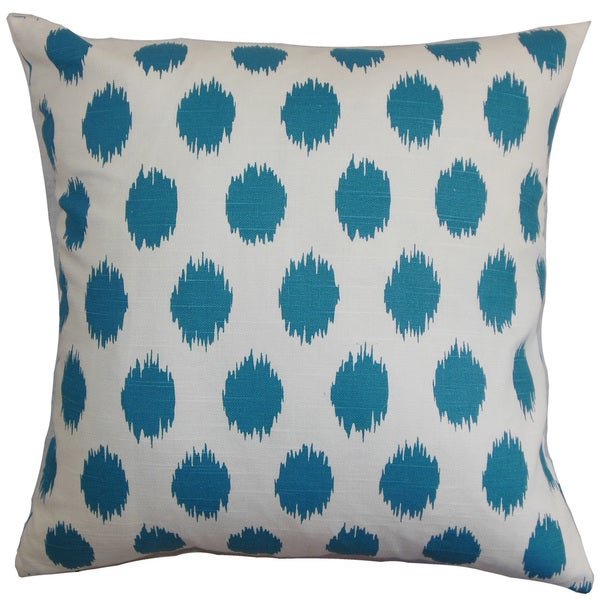 Kaintiba Ikat Throw Pillow Cover
