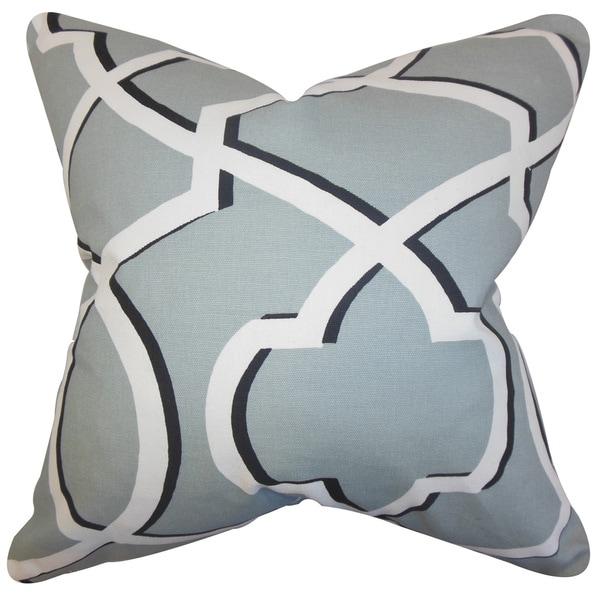 Curan Geometric Throw Pillow Cover