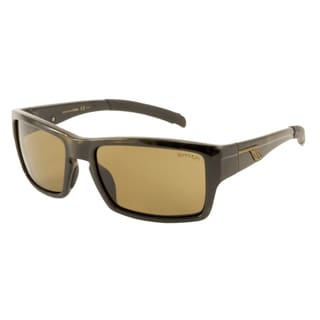 Smith Optics Men's Outlier Wrap Sunglasses in Tortoise/Brown(As Is Item)