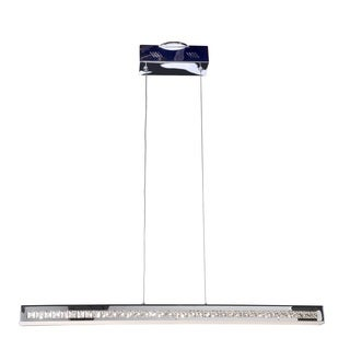 Access Lighting Affluence Chrome LED Bar Pendant