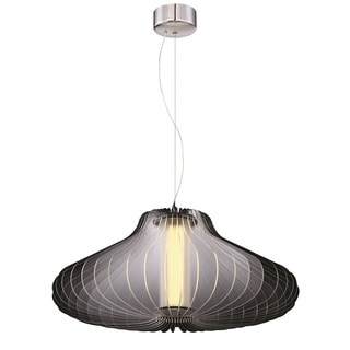 "Access Lighting Dimensions Chrome 24""W LED Pendant"