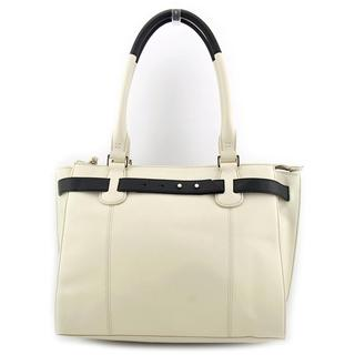 Cole Haan Women's Cameron White Leather Handbag