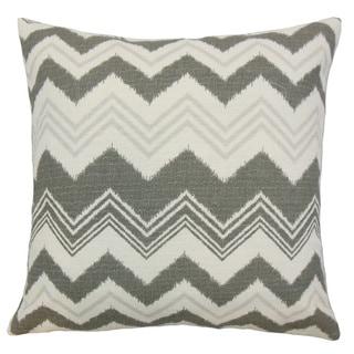 Quirindi Zigzag Throw Pillow Cover