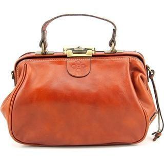 Patricia Nash Women's Gracchi Leather Handbag