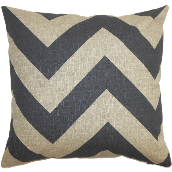 Eir Zigzag Throw Pillow Cover